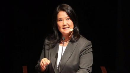 Keiko Fujimori es citada por tercera vez para declarar ante Fiscalía