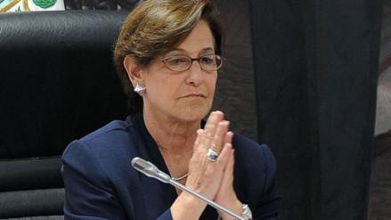 """Susana Villarán: """"El proyecto Río Verde no era una ilusión"""""""