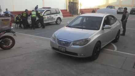 Andahuaylas: detienen a sujetos que transportaban alcaloide de cocaína
