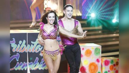 Reyes del Show: Rosángela Espinoza y Fiorella Cayo lideran la competencia