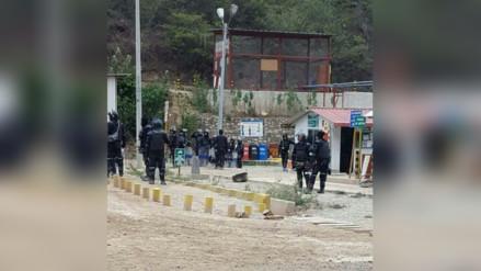 Pataz: policías se recuperan tras ser baleados