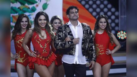 """Christian Domínguez renunció a """"Reyes del Show"""""""