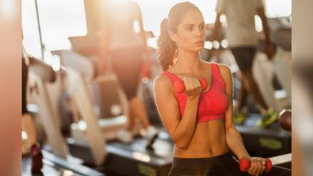 Desarrolla músculos después de los 40 años
