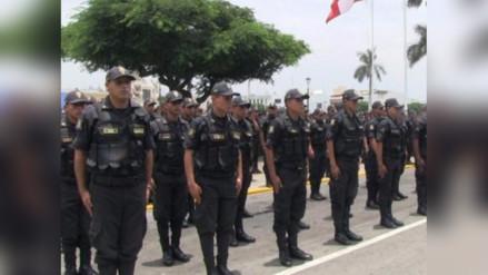 Pataz: envían 100 policías para reforzar seguridad tras conflicto