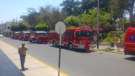 Abren cuenta bancaria para apoyar a bomberos de Piura