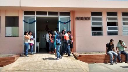 Médicos acatarán paro de 72 horas en Chimbote