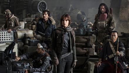Star Wars: lanzan un nuevo adelanto de Rogue One
