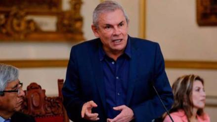 Comisión de Pueblos Andinos citó a Castañeda por crisis en Cantagallo