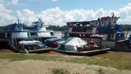 Liberan embarcaciones retenidas en Saramurillo