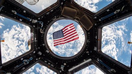 Dos astronautas votaron desde el espacio en elecciones de EE.UU.