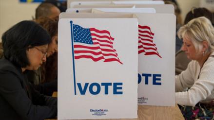 Marihuana recreativa, pena de muerte, uso de preservativos y otros temas por los que votan en EE.UU.