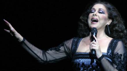Isabel Pantoja presentará su nuevo disco en un concierto