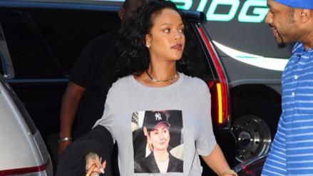Katy Perry, Rihanna y otras figuras de la música votaron este martes