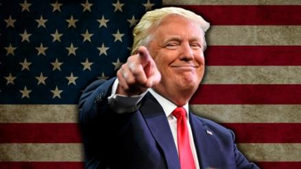 Donald Trump ganó la presidencia de los Estados Unidos