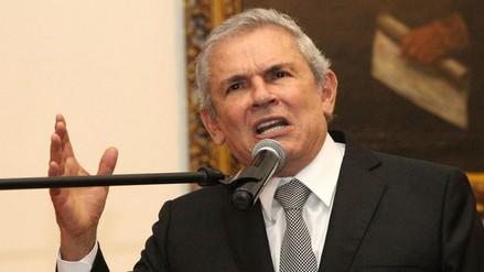 Castañeda no se presentó a cita en el Congreso por el caso Cantagallo