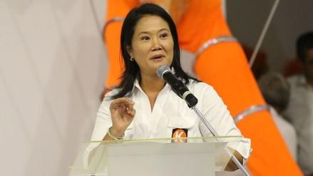 La Fiscalía de Lavado de Activos reprogramará la citación a Keiko Fujimori