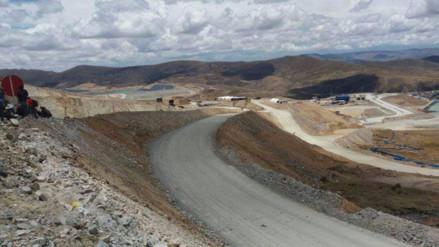 Cusco: pobladores de Chamaca toman campamento de minera Hudbay