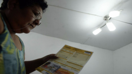 Osinergmin: Tarifas eléctricas no subirán en lo que queda del año