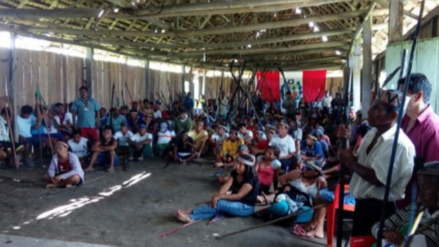 Nativos evalúan llegada de comisión de alto nivel a Saramurillo
