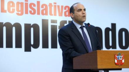 Gobierno aprobó primer paquete de medidas a través de facultades legislativas