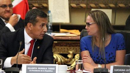 El tenso momento que protagonizaron Ollanta Humala, Edwin Donayre y Daniel Salaverry