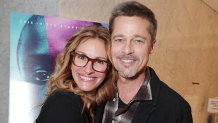 Brad Pitt reaparece en público tras anuncio de divorcio