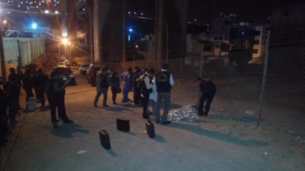 Joven se suicidó lanzándose del puente Chilina