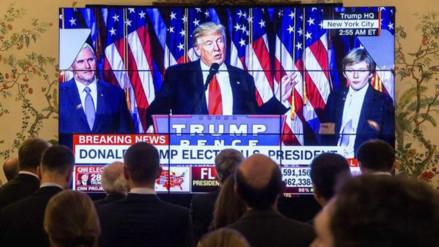 Neonazis ven el triunfo de Trump como un mensaje a favor de la pureza de raza