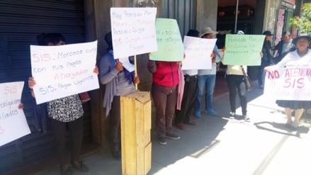 Huancayo: funerarias inicia huelgan y no atenderán casos SIS