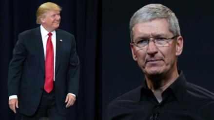 Tim Cook dejó este mensaje a los empleados de Apple tras el triunfo de Trump