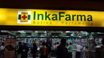 Inkafarma no apelará multa por concertación de precios