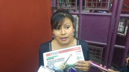 Fiorella Nolasco resta importancia a posible exclusión de César Álvarez