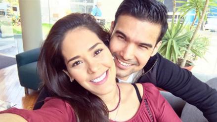 Karen Schwarz y Ezio Oliva revelan el sexo de su bebé en Instagram