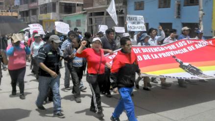 Andahuaylas: anuncian realización de paro indefinido contra la corrupción