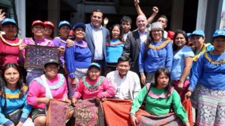 Más de 100 artesanos de Cantagallo serán reinsertados al mercado laboral