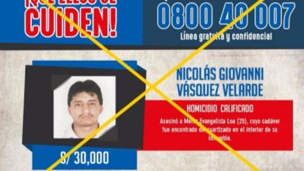 'El descuartizador de Lurín' fue condenado a 28 años de cárcel