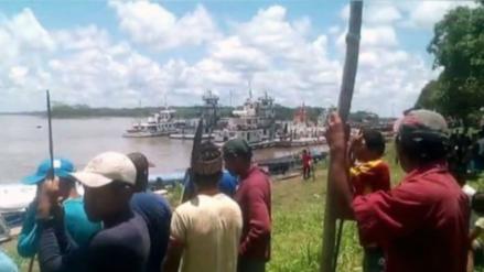 Situación de Saramurillo, la zona donde luchan contra el petróleo