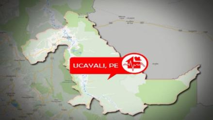 Sismo de 5.3 grados de magnitud se registró en Ucayali