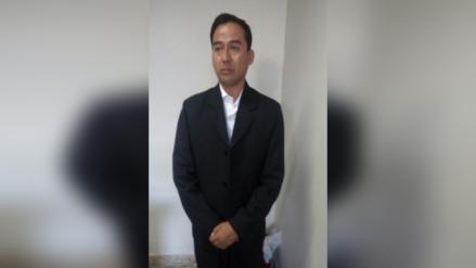 Capturan a director de colegio denunciado por violar a escolar