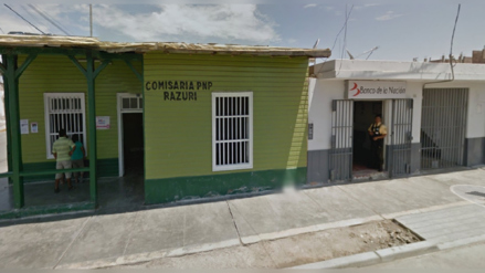Ascope: asaltan sede del banco de la Nación