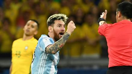 La dura autocrítica de Lionel Messi tras la derrota ante Brasil