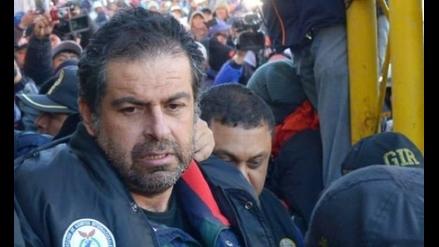 Martín Belaunde Lossio continuará bajo prisión preventiva