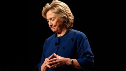¿Qué hizo Hillary Clinton después de perder las elecciones?