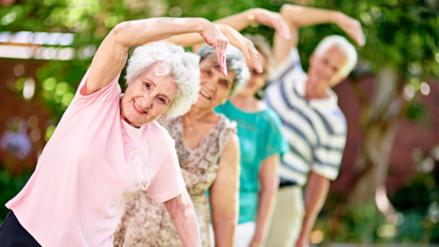 La fisioterapia técnica ayuda a mejorar la calidad de vida de pacientes con Alzheimer