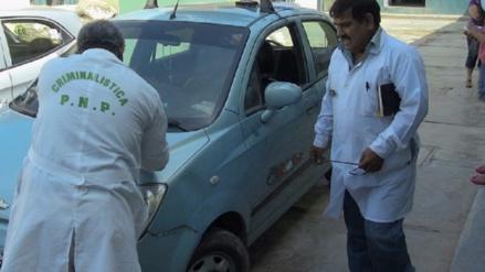 Recuperan auto que fue robado bajo la modalidad de pasajero a bordo