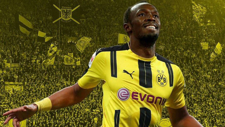 Confirmado: Usain Bolt comenzará a entrenar con el Borussia Dortmund