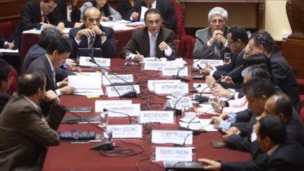 Abugattás y Jiménez Mayor irán al Congreso por el caso Nadine Heredia