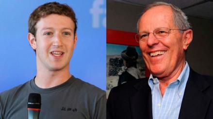 Mark Zuckerberg se reunirá con Pedro Pablo Kuczynski en la cumbre APEC