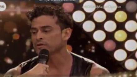 Reyes del Show: Christian Domínguez decide quedarse en el programa