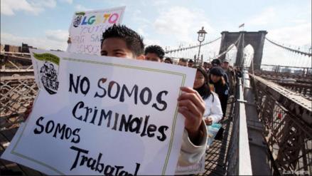 Peruanos indocumentados temen deportación por anuncio de Donald Trump